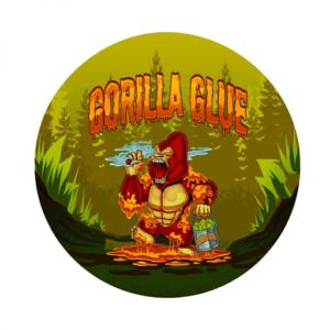 METAL GRINDER BEST BUDS GORILLA GLUE 4 PARTS 50 MM