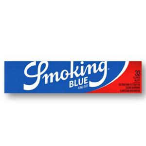 SMOKING BLUE ROLLING PAPER KING SIZE