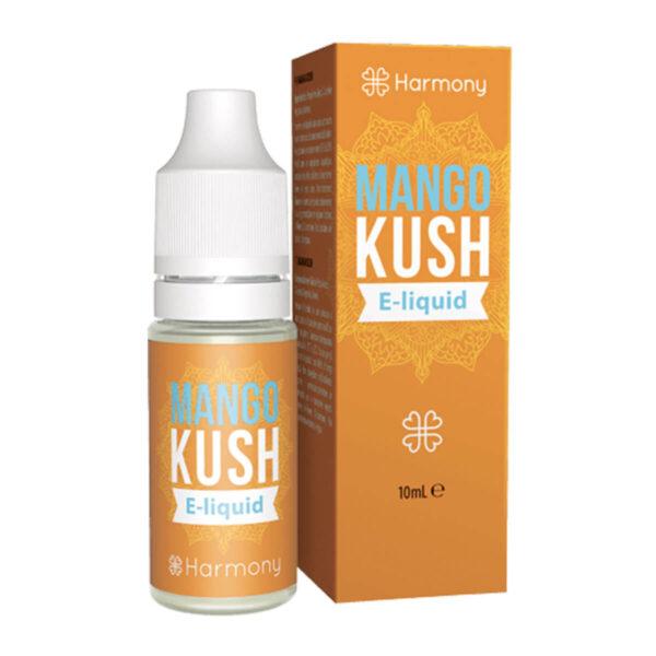Harmony E-Liquid Mango Kush 600mg CBD (10ml)
