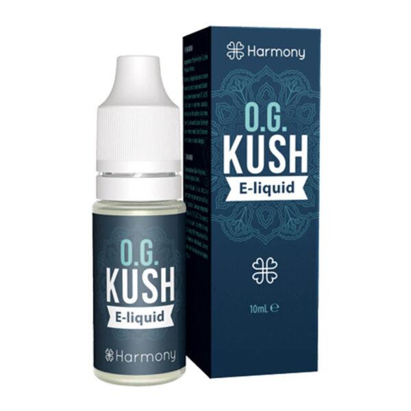 Harmony E-Liquid OG Kush 600mg CBD